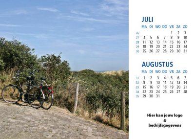 A5 Bureaukalender Hollands Glorie 2022